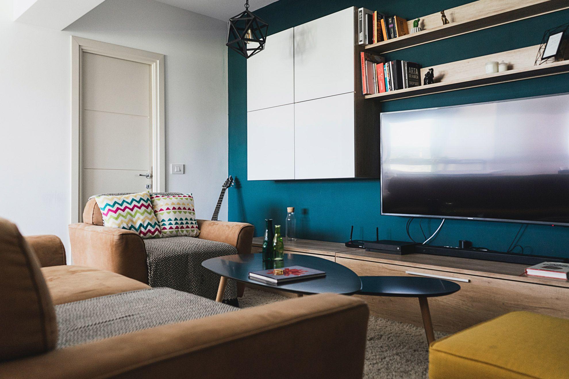 Dove mettere la propria televisione: mobile Porta Tv o parete attrezzata?